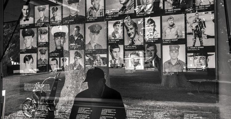 Memorial Day and Veteran