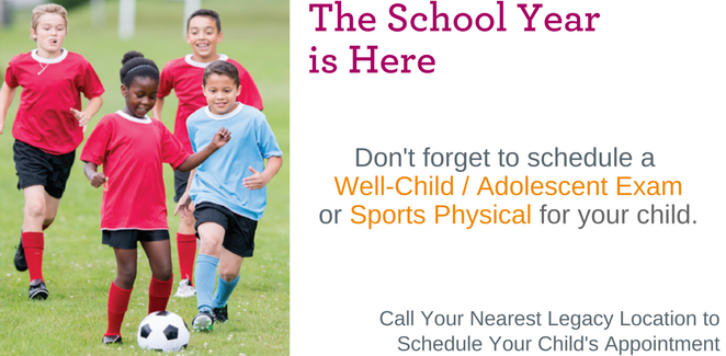 well child adolescent exam sports physical school