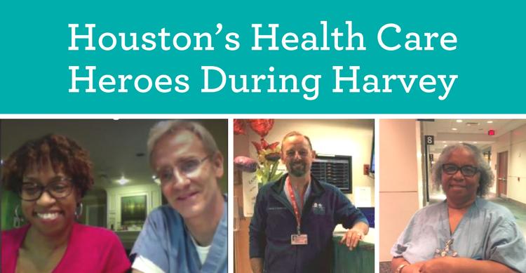 Houston Health Care Harvey Heroes