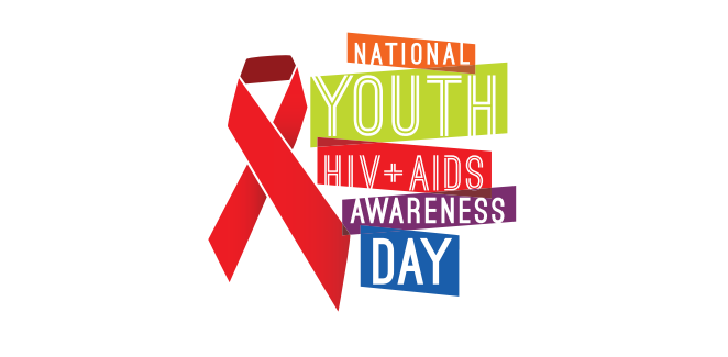 National Youth HIV AIDS Awareness Day Logo