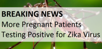 More Patients Test Positive for Zika Virus