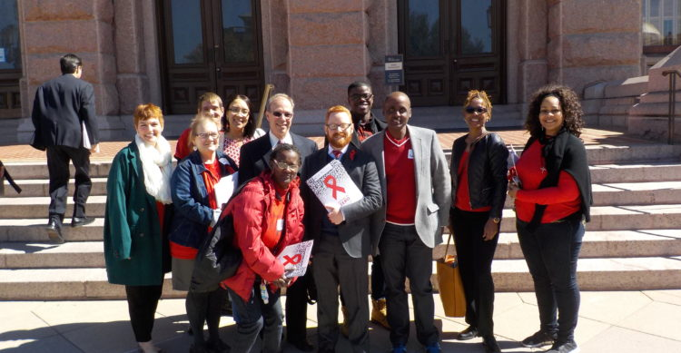 Advocacy Day Group Photo