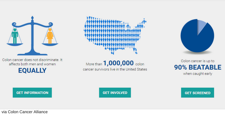 It S Colon Cancer Awareness Month Get Screened