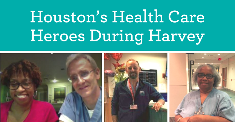 Houston Health Care Harvey Heroes