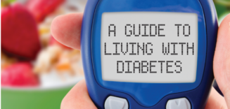 A Guide to Living with Diabetes Cover Image