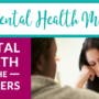 MHM Mental Health by the Numbers