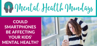 Smartphones affecting teen kids mental health