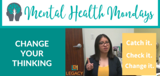 Mental Health Monday Change Your Thinking