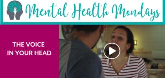 Mental Health Mondays Domestic violence PSA graphic