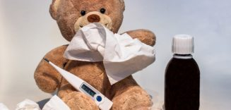 Cold and flu Bear